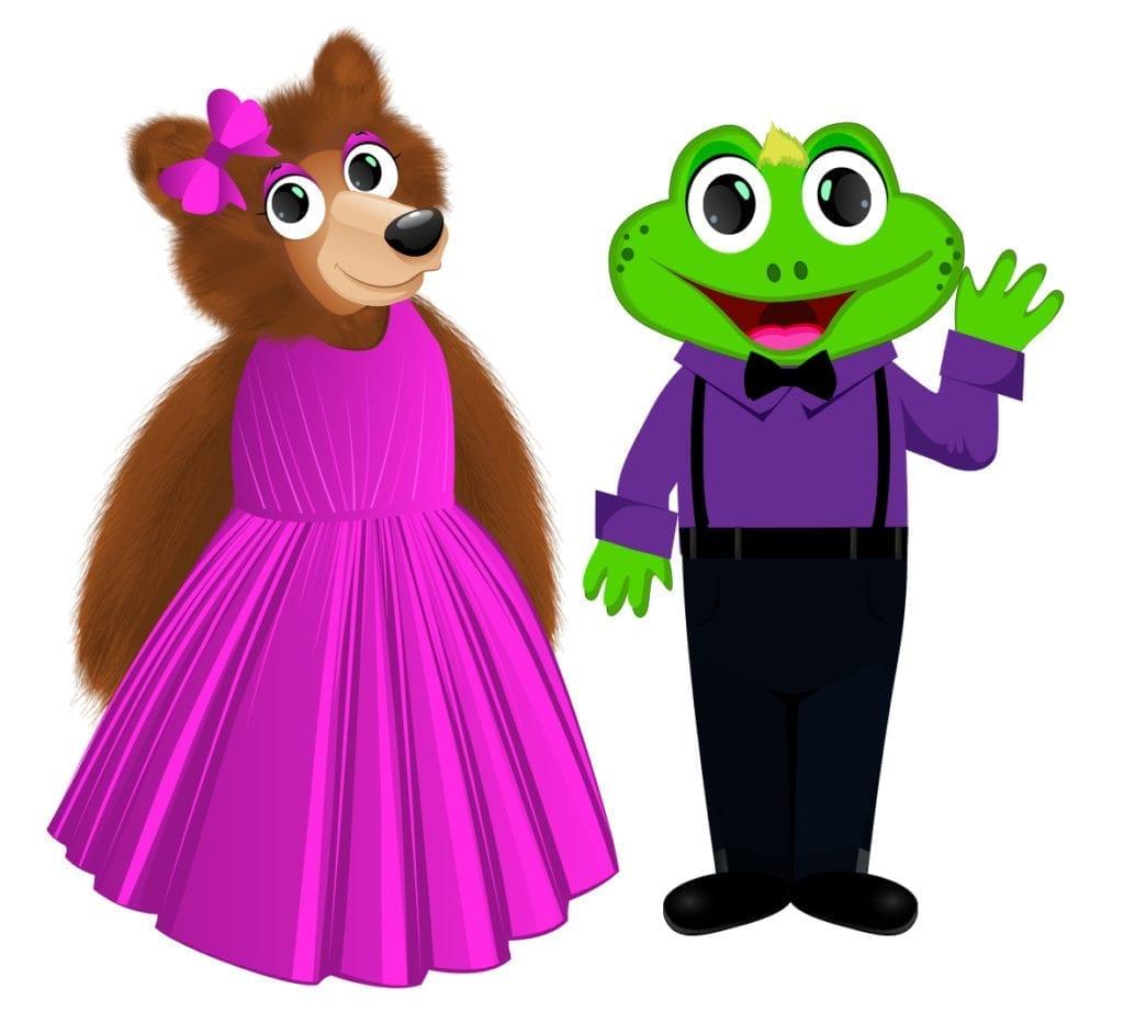 Mishka and Frog